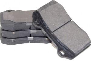 Disc Brake Pad Set-QuickStop Disc Brake Pad Front Wagner ZD1327